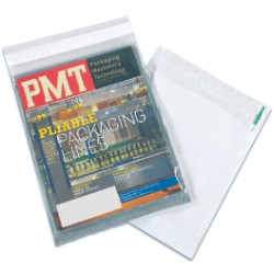 Clear View Poly Mailers