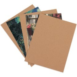 11'' x 17''  Chipboard Pads - bundle of 480