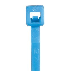 11'' Blue Cable Ties - case of 1000