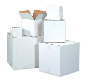 8x8x6'' White Boxes 50ct
